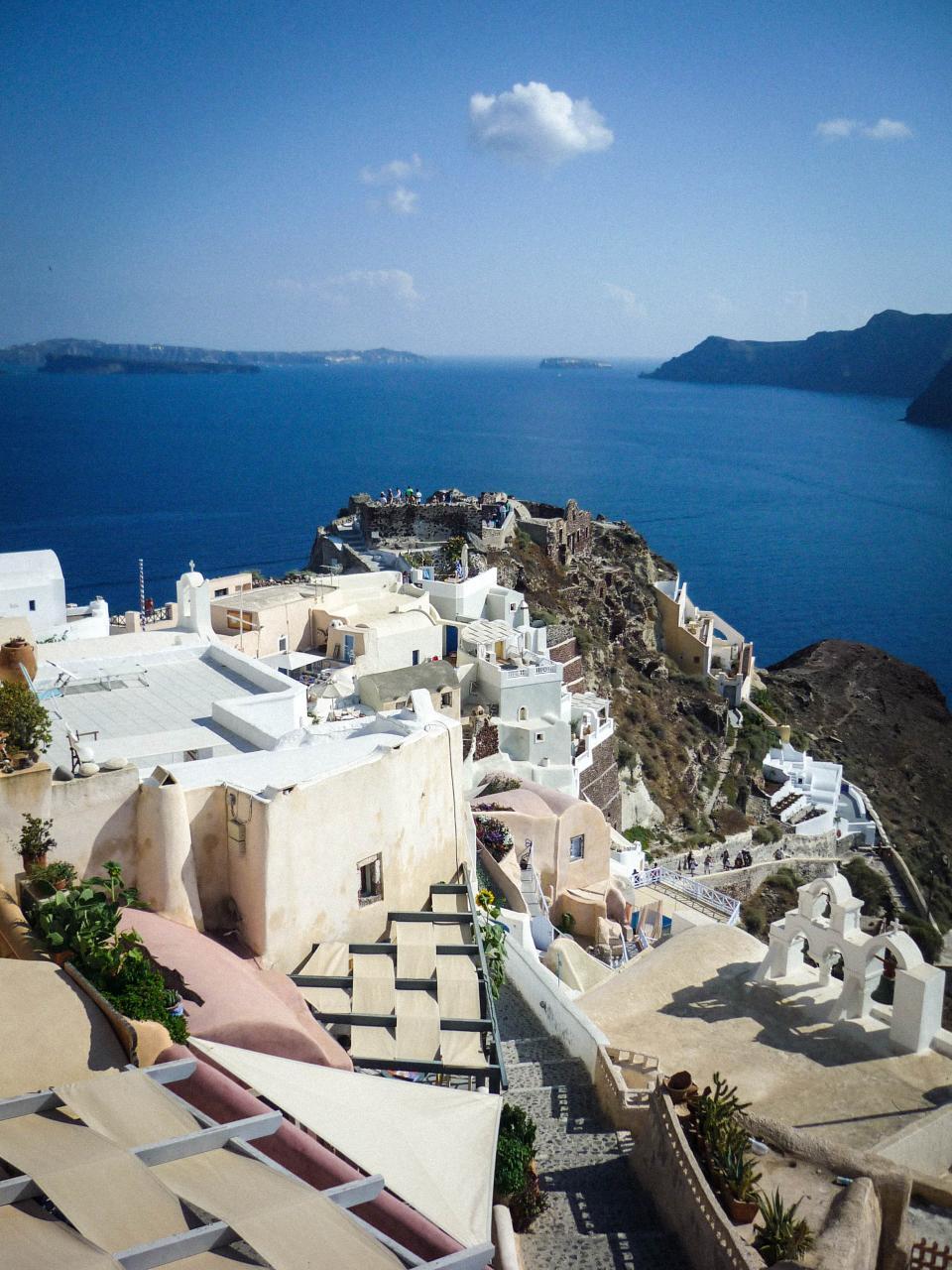dovolená, dovolená řecko