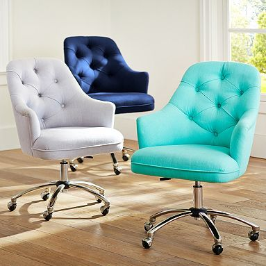 Kancelářská křesla - praktické a ergonomické, elegantní i reprezentativní
