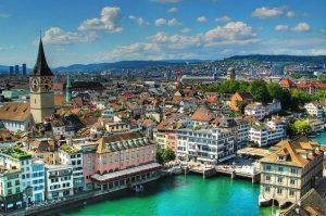 založení účtu ve Švýcarsku