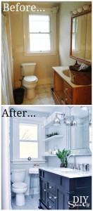rekonstrukce koupely