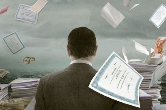 offshore účet