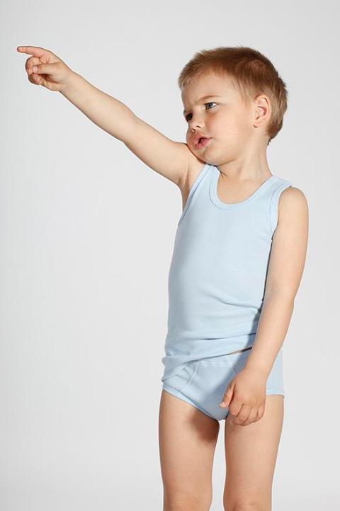 Chlapecké tílka ochrání vaše děti před chladem