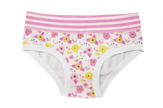 Roztomilé dívčí kalhotky s potiskem si vaše princezny zamilují
